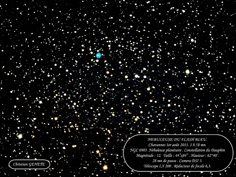 "NGC 6905 ""Christian GENETE"""