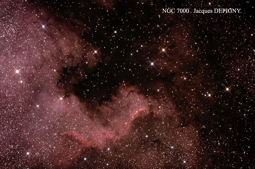 "NGC 7000 ""Jacque Depigny"""
