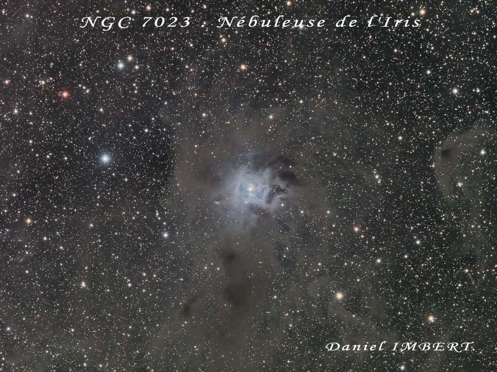 "NGC 7023 ""Daniel Imbert"""