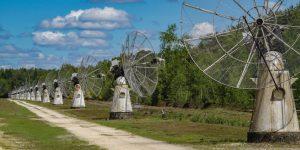 Radiotelescope