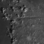 La lune en IR
