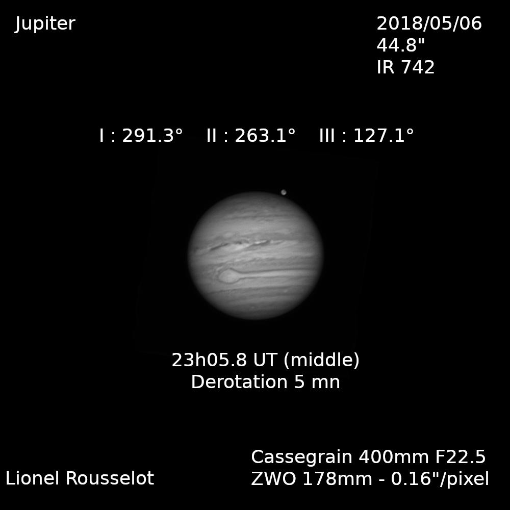 Jupiter 2018/05/06 23h06