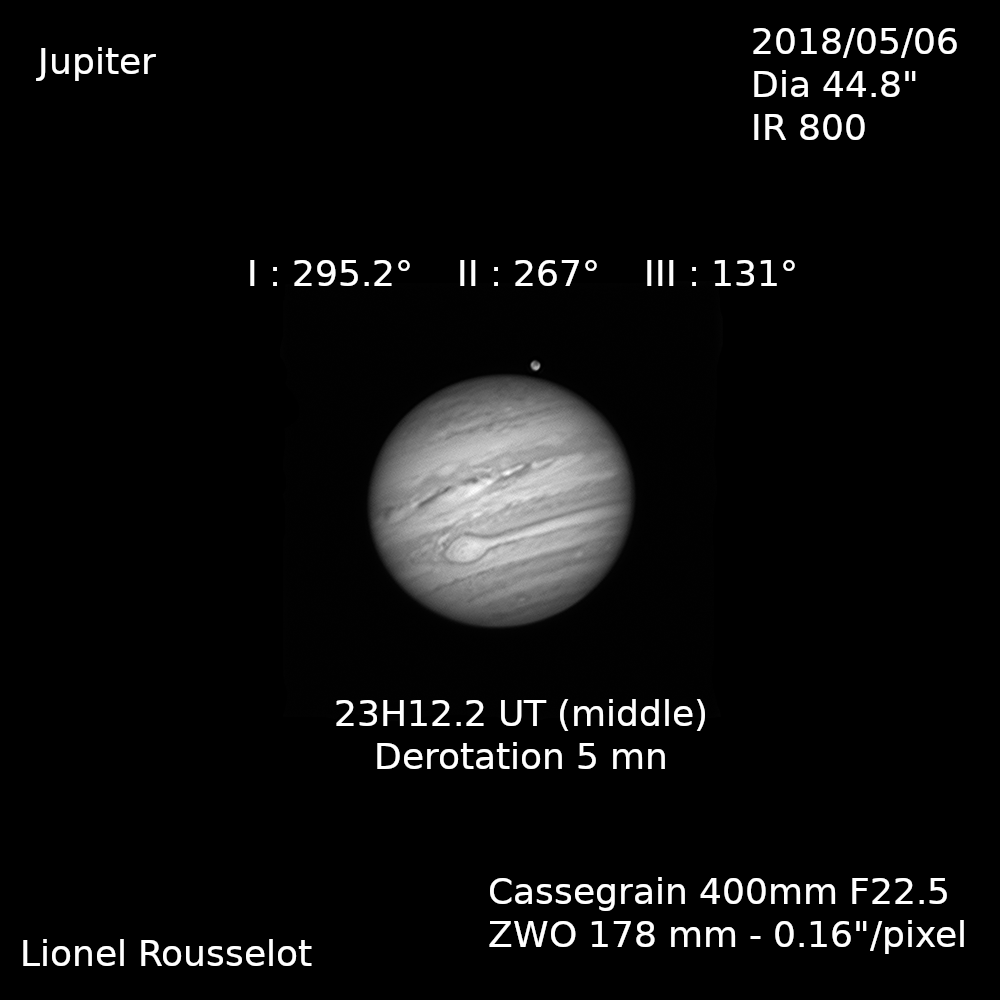 Jupiter 2018/05/06 23h12