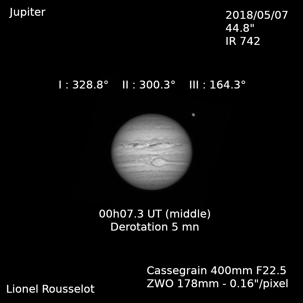 Jupiter 2018/05/07 00h07