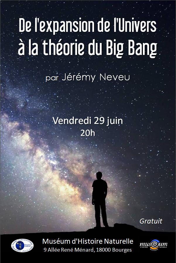 Conférence par Jérémy Neveu