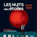 Nuit des étoiles 2018