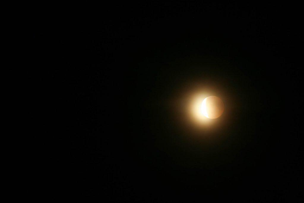 Eclipse de lune par Marc.M