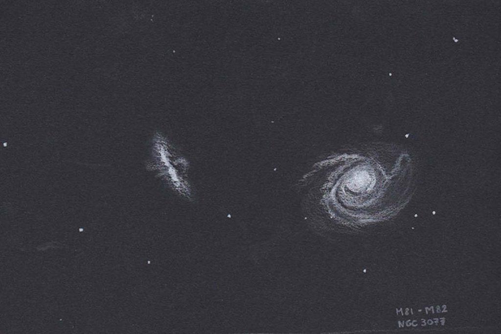 M81 M82 Angel