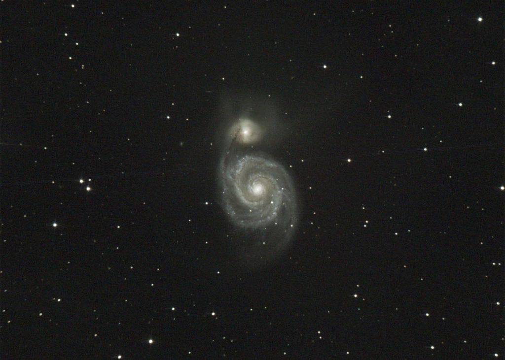 M51 Nuit des étoiles 2019